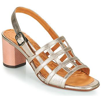 Čevlji  Ženske Sandali & Odprti čevlji Chie Mihara HUNI Srebrna