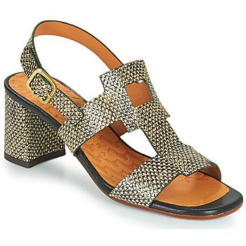 Čevlji  Ženske Sandali & Odprti čevlji Chie Mihara LUSCA Črna / Bež