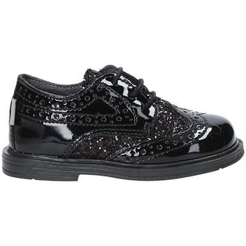 Čevlji  Otroci Čevlji Derby Melania ME1287B9I.B Črna