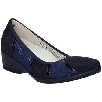 Čevlji  Ženske Balerinke Melluso R30532 Modra