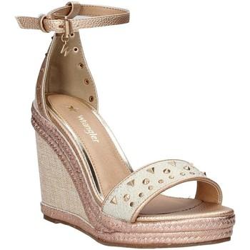 Čevlji  Ženske Sandali & Odprti čevlji Wrangler WL91592A Roza