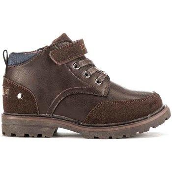 Čevlji  Otroci Polškornji Lumberjack SB36801 001 M64 Rjav