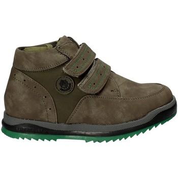 Čevlji  Otroci Polškornji Lumberjack SB32901 002 M99 Zelena