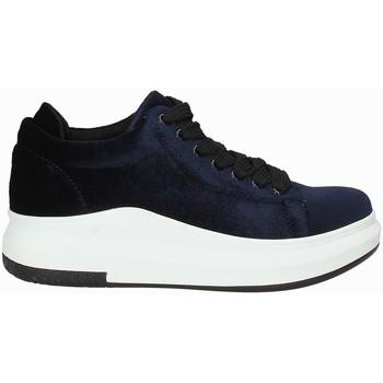 Čevlji  Ženske Nizke superge Exé Shoes F17006688206 Modra