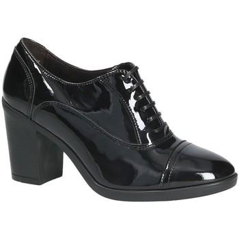 Čevlji  Ženske Čevlji Derby Maritan G 140468 Črna