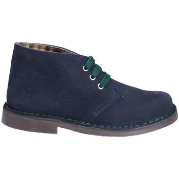 Čevlji  Otroci Polškornji Grunland PO0577 Modra