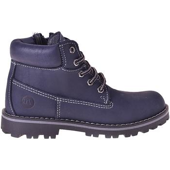 Čevlji  Otroci Polškornji Melania ME2629D8I.B Modra