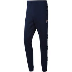 Oblačila Moški Spodnji deli trenirke  Reebok Sport DT8141 Modra