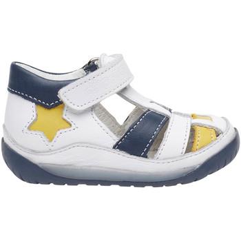 Čevlji  Otroci Sandali & Odprti čevlji Falcotto 1500815 02 Biely