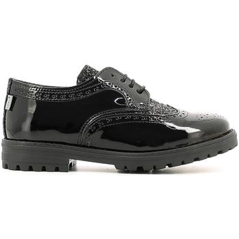 Čevlji  Deklice Čevlji Derby Melania ME6048F6I.A Črna