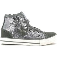 Čevlji  Otroci Visoke superge Lulu LV010070T Siva