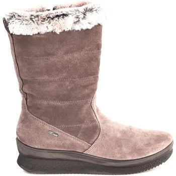 Čevlji  Ženske Gležnjarji IgI&CO 2167333 Rjav