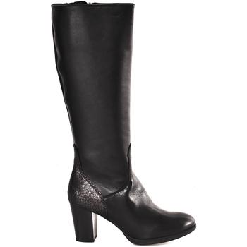 Čevlji  Ženske Mestni škornji    IgI&CO 2196400 Črna