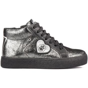 Čevlji  Deklice Polškornji Lumberjack SG47703 001 P34 Črna