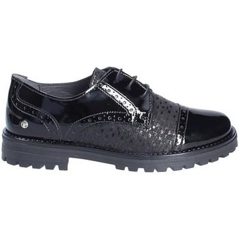 Čevlji  Dečki Čevlji Derby Melania ME6212F8I.A Črna
