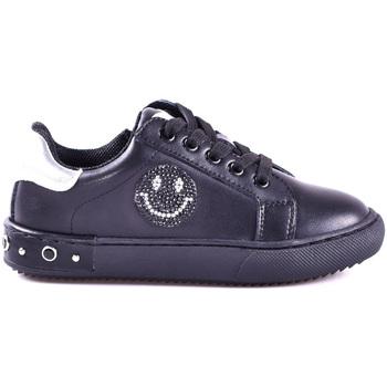 Čevlji  Dečki Nizke superge Holalà HS0033L0002J Črna