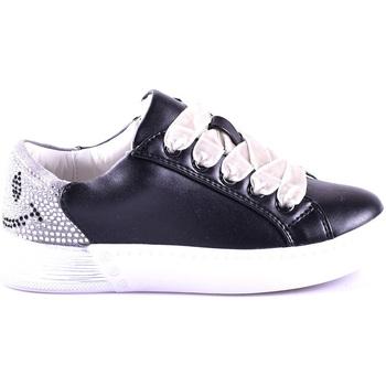 Čevlji  Deklice Nizke superge Joli JS0021S0039J Črna