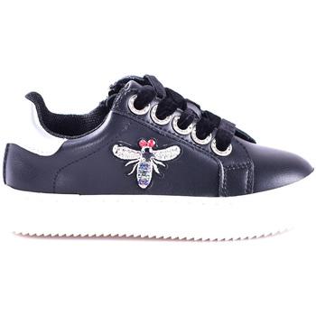 Čevlji  Deklice Nizke superge Joli JS0027L0002J Črna