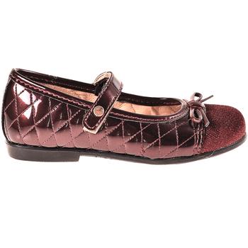 Čevlji  Deklice Balerinke Melania ME2054D8I.C Rdeča