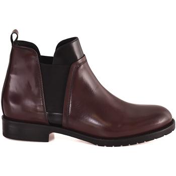 Čevlji  Ženske Gležnjarji Mally 5948 Rdeča