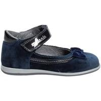 Čevlji  Deklice Balerinke Melania ME0120A7I.A Modra