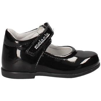 Čevlji  Deklice Balerinke Melania ME1401B8I.A Črna