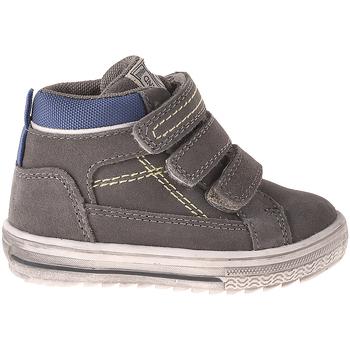 Čevlji  Otroci Visoke superge Grunland PP0353 Siva