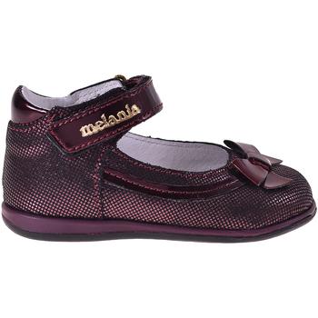 Čevlji  Deklice Balerinke Melania ME0142A8I.B Rdeča
