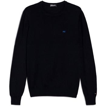 Oblačila Moški Puloverji NeroGiardini E074580U Modra