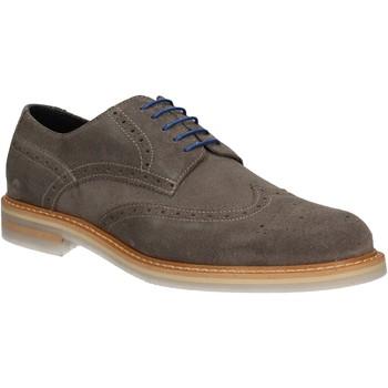 Čevlji  Moški Čevlji Derby Rogers 8950A Siva