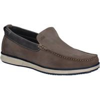 Čevlji  Moški Mokasini Braking 5966 Siva