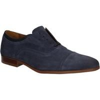 Čevlji  Moški Čevlji Richelieu Marco Ferretti 140657 Modra