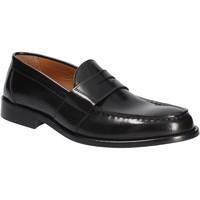Čevlji  Moški Mokasini Marco Ferretti 160496 Črna