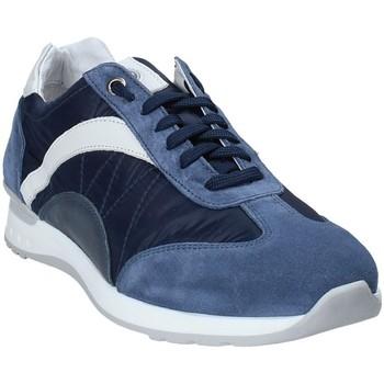 Čevlji  Moški Nizke superge Exton 661 Modra