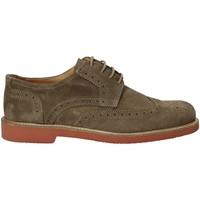 Čevlji  Moški Čevlji Derby Exton 9190 Rjav