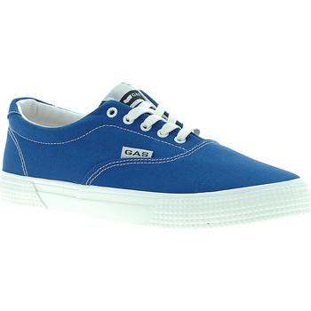 Čevlji  Moški Nizke superge Gas GAM810161 Modra