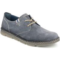 Čevlji  Moški Čevlji Derby Grunland SC4527 Modra