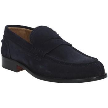 Čevlji  Moški Mokasini Rogers 652 Modra
