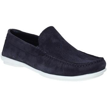Čevlji  Moški Mokasini Impronte IM91080A Modra