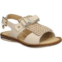 Čevlji  Deklice Sandali & Odprti čevlji Melania ME4026D7E.B Bež