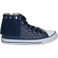 Čevlji  Otroci Visoke superge Lulu LV010074T Modra