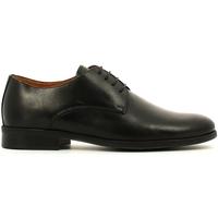 Čevlji  Moški Čevlji Derby Rogers 1042B Črna