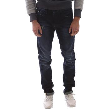 Oblačila Moški Kavbojke slim Gas 351144 Modra