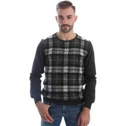 Oblačila Moški Puloverji Gaudi 62FU50157 Siva