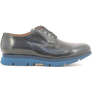 Čevlji  Moški Čevlji Derby Rogers 3860-6 Modra