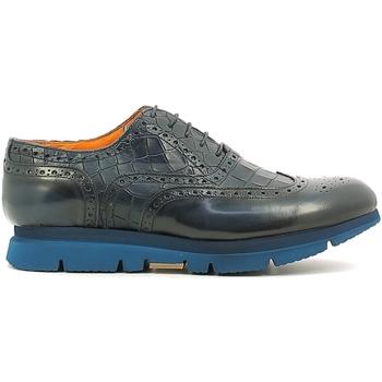 Čevlji  Moški Čevlji Derby Rogers 3863-6 Modra
