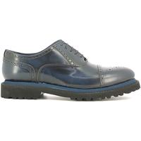 Čevlji  Moški Čevlji Derby Rogers 967-69 Modra