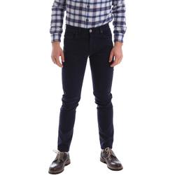 Oblačila Moški Hlače s 5 žepi Sei3sei 02396 Modra