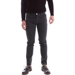 Oblačila Moški Hlače s 5 žepi Sei3sei 02396 Siva