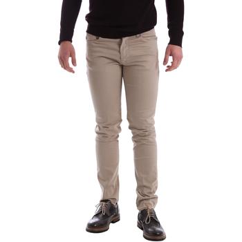 Oblačila Moški Hlače s 5 žepi Sei3sei 02396 Bež